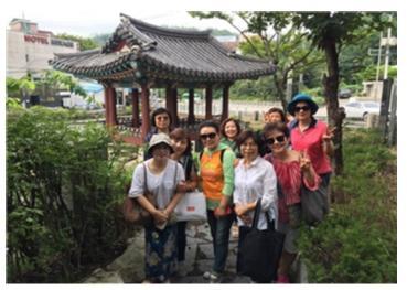 서울 종로의 '설악산'이라 불리는 그곳, 세검정길을 걷다!